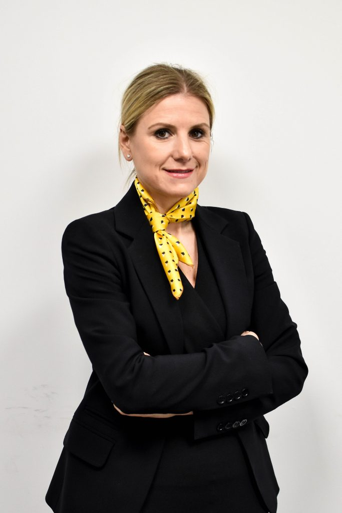 Monica Jimeno Huerta (Directora de Formación e Instructora)