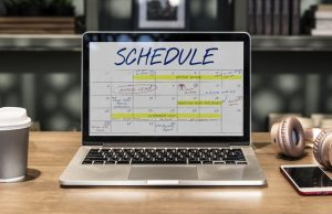 laptop-coworking-space-wth-schedule_53876-94967